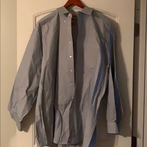 Dry-cleaned Roundtree & Yorke button up